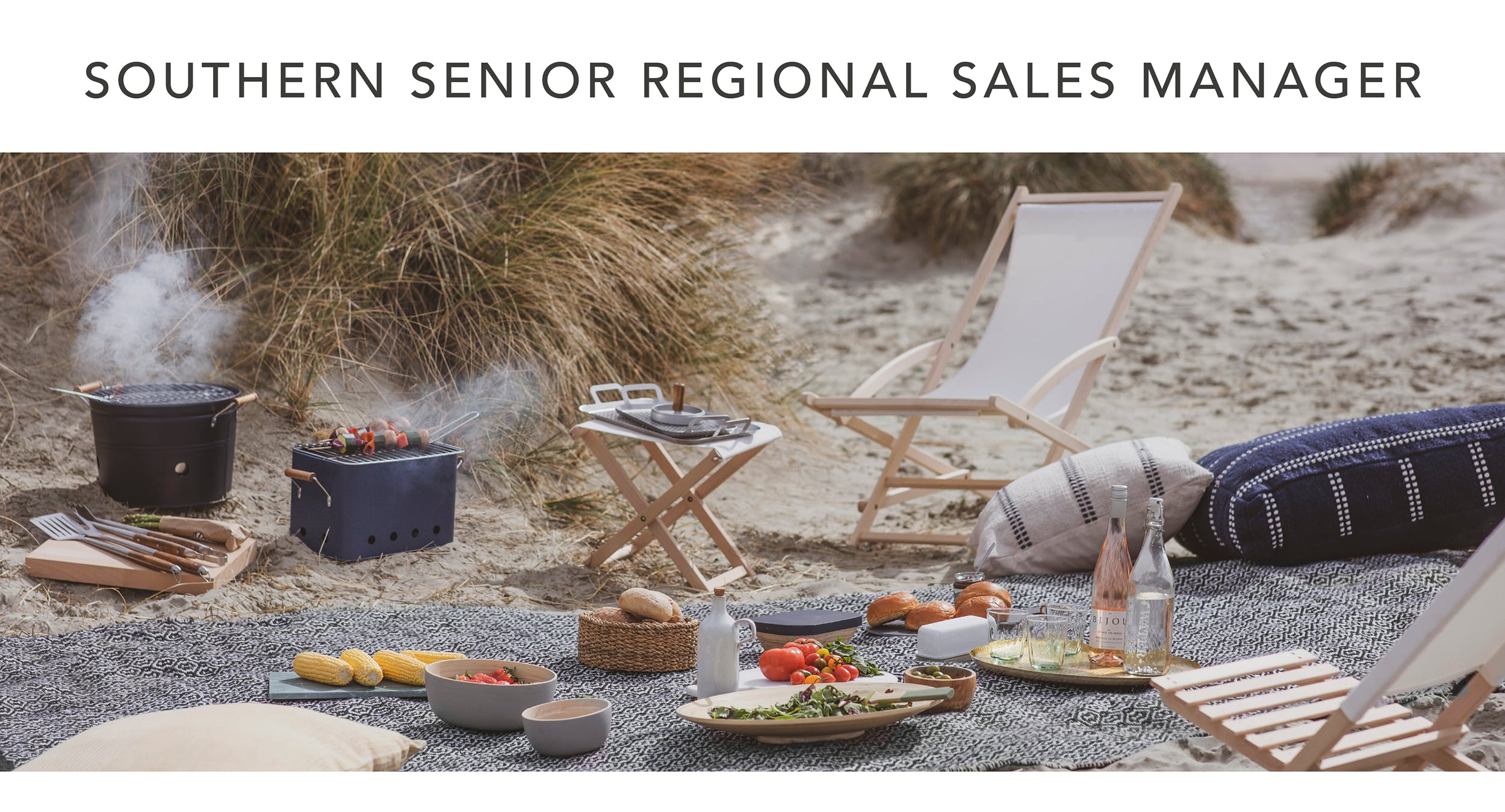 Southern Senior Regional Sales Manager