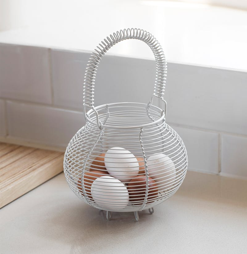 Wirework Egg Basket