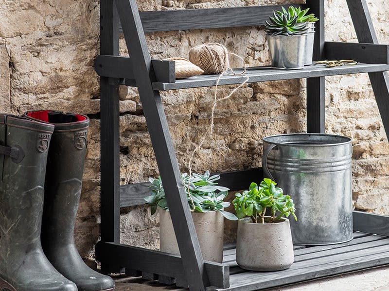 Latchmere plant stand with