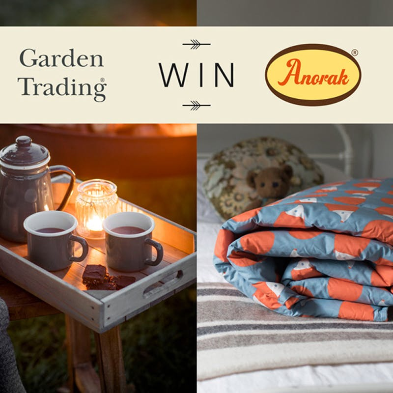 Garden Trading &Anorak Competition