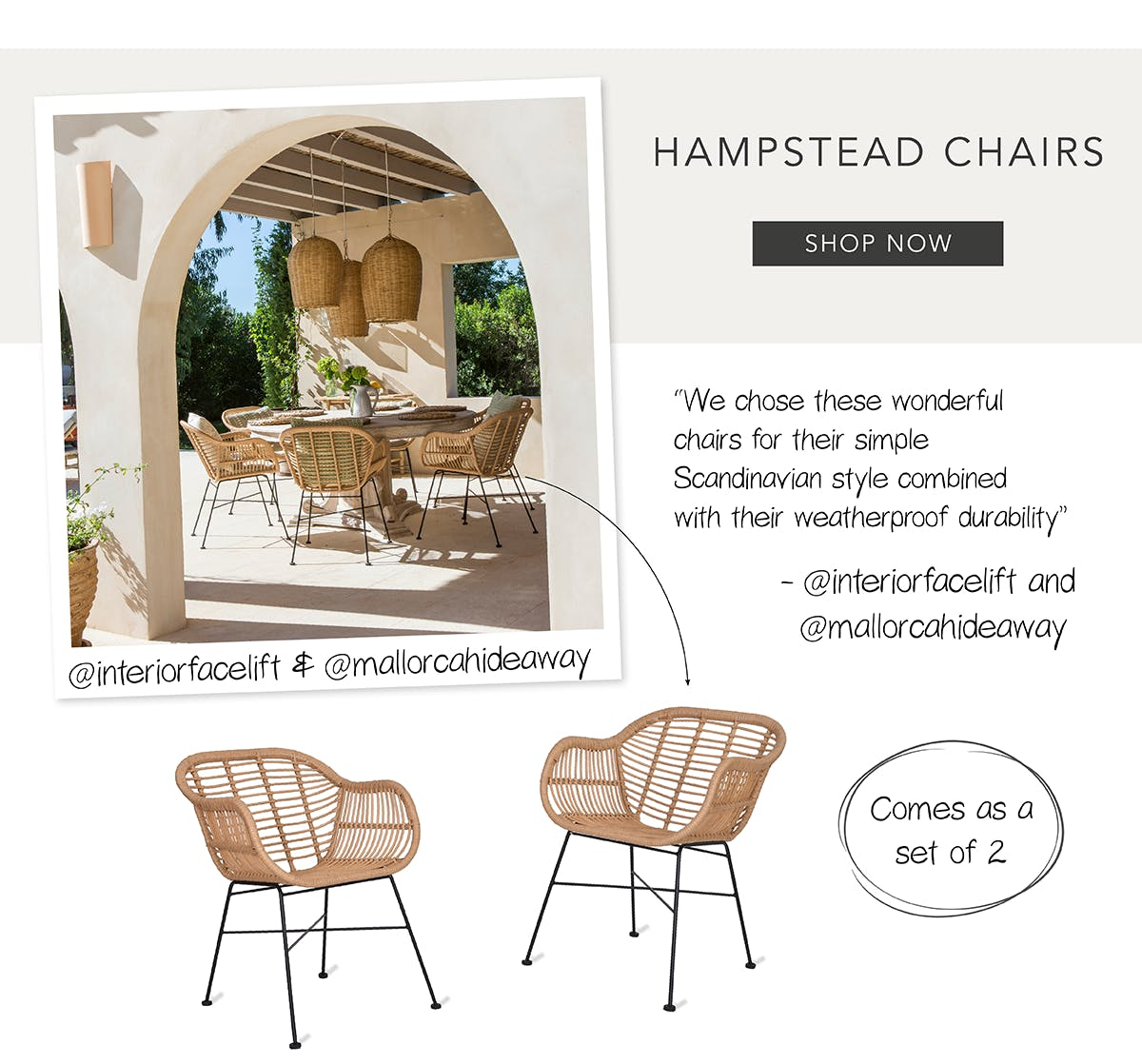 Hampstead Chairs