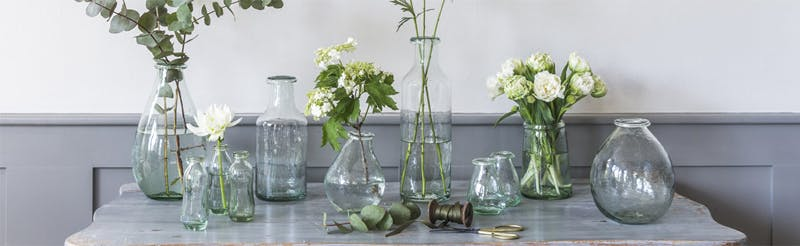 The Recycled Glass Range