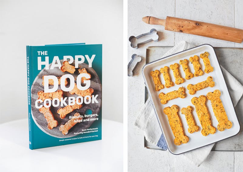 Happy Dog Cookbook