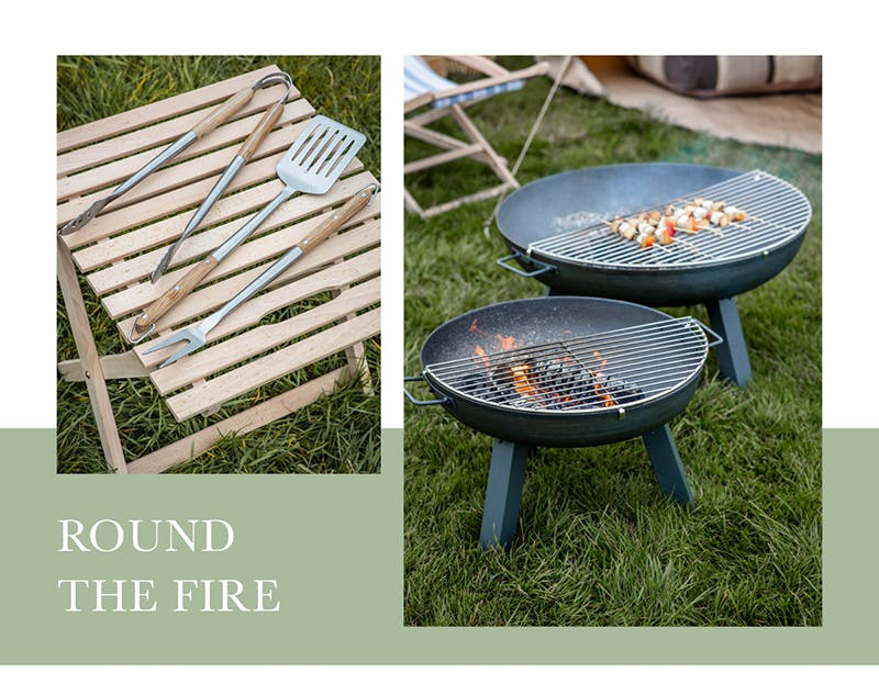 Round The Fire