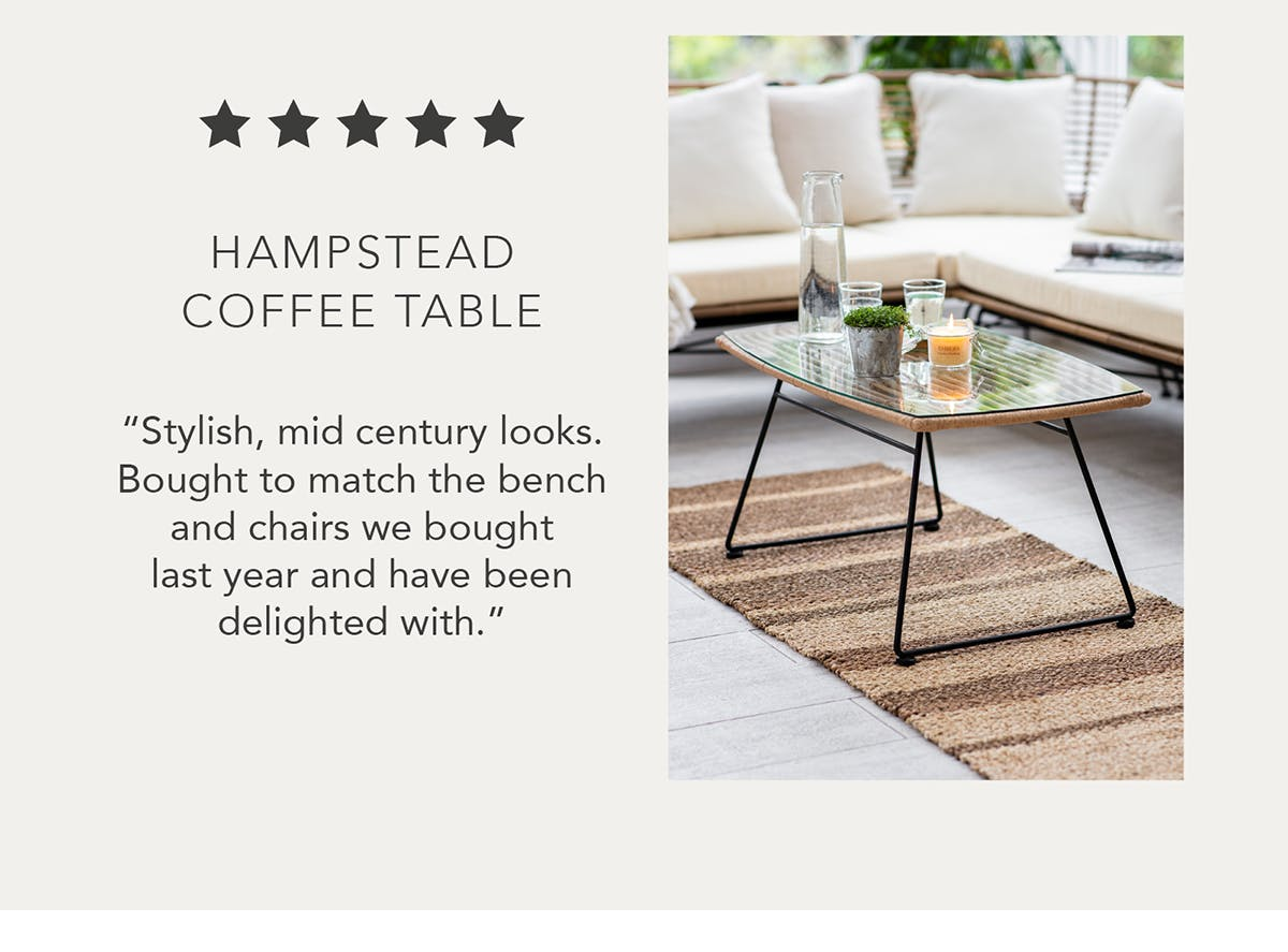 Hampstead Coffee Table