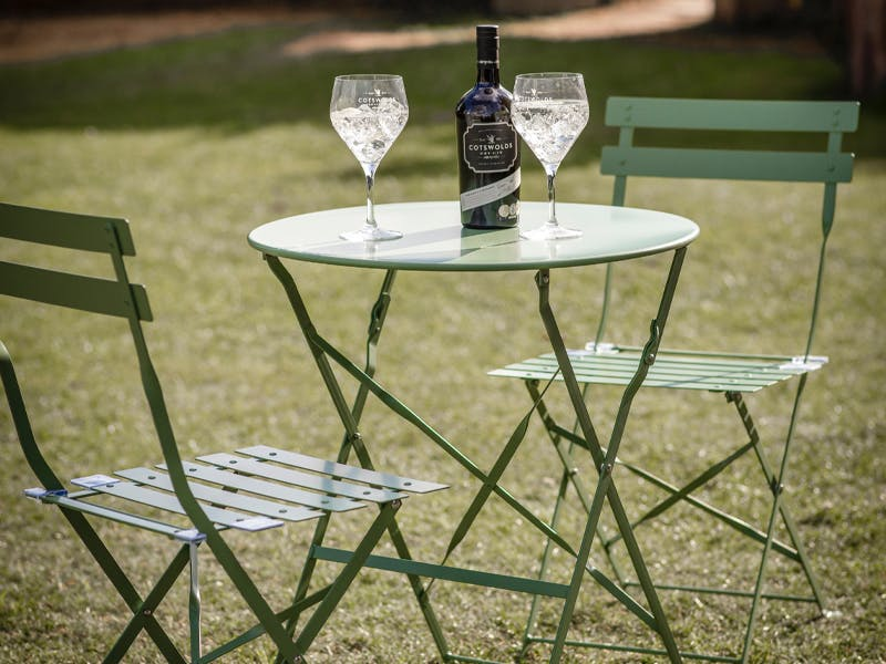 Garden Trading and Cotswold Gin Competition