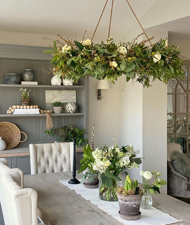 Flower Arranging with The Suffolk Nest
