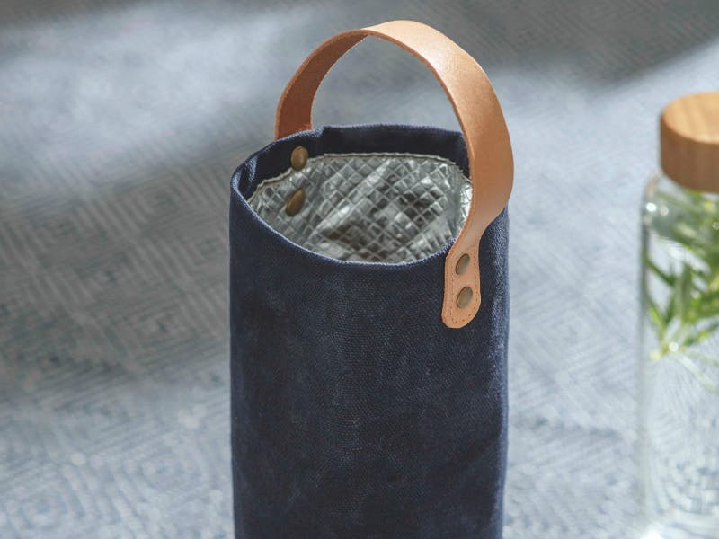 Kimmeridge Bottle Bag