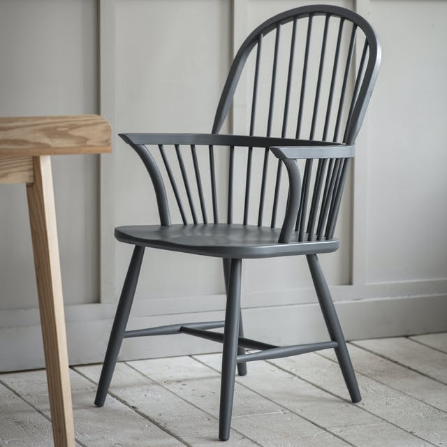 Spindle Armchair