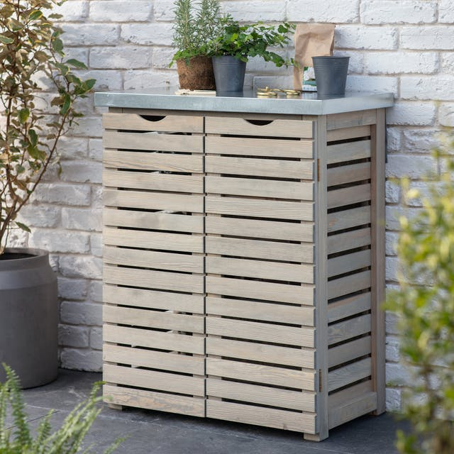 Aldsworth Slatted Storage Unit