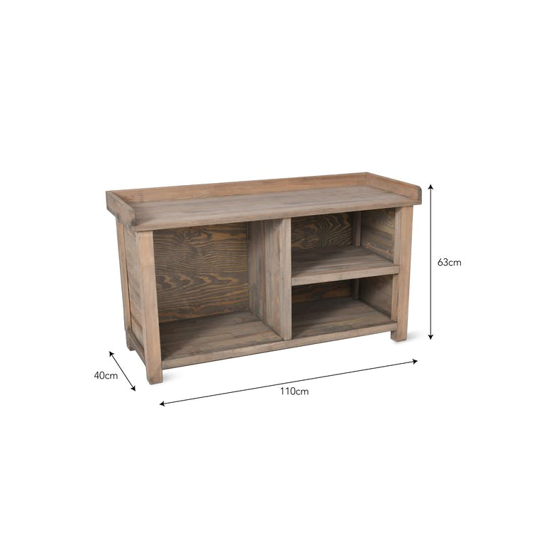 Garden Trading Aldsworth Welly Bench