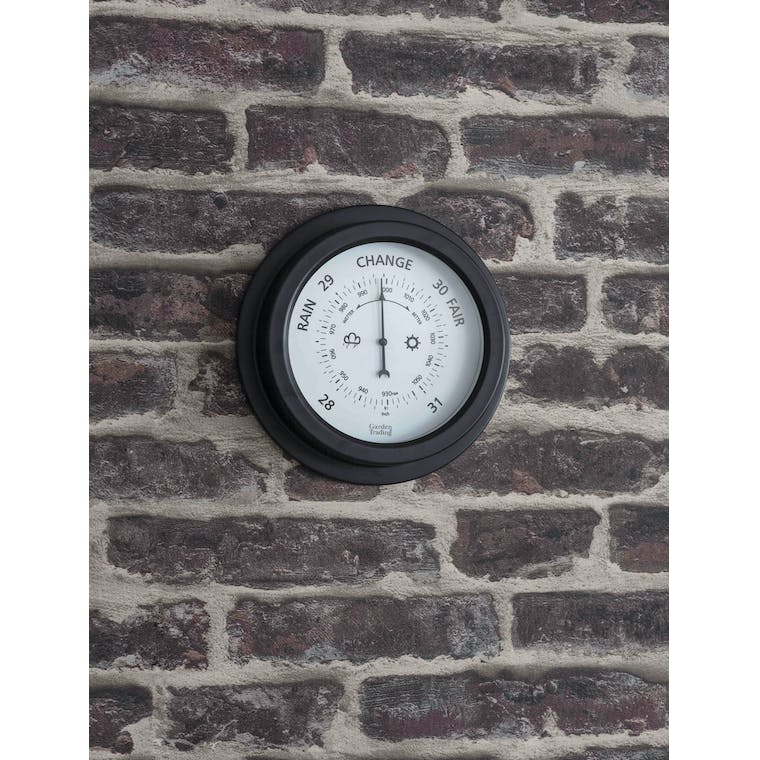 Garden Trading Carbon Tenby Barometer