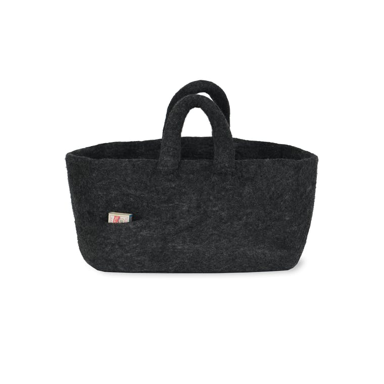 Fairtrade Felt Southwold Basket  | Garden Trading