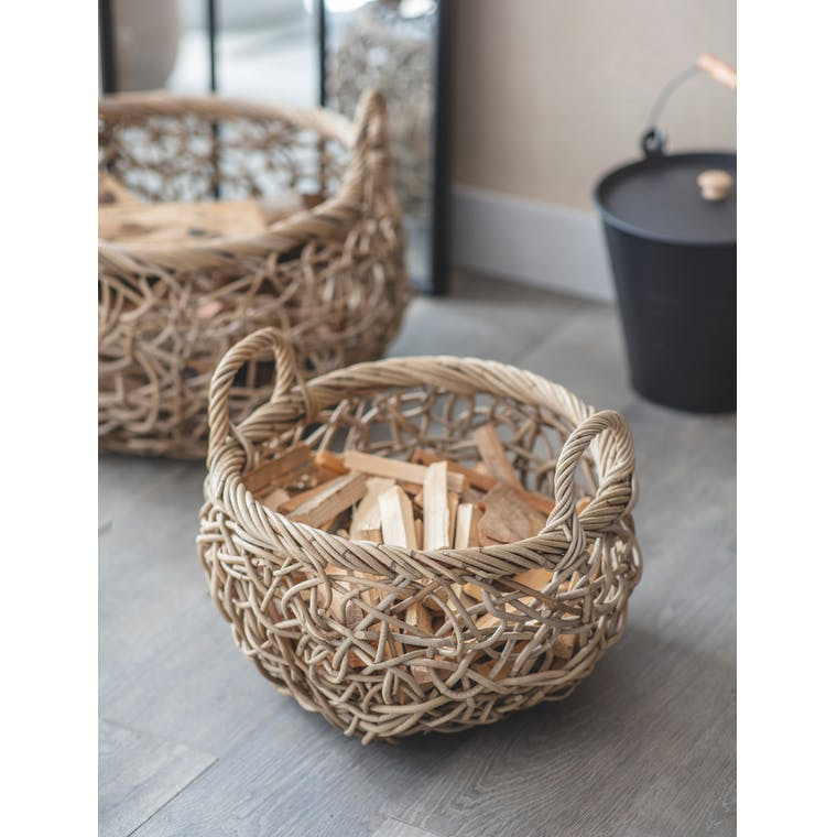 Garden Trading Small Tangled Weave Basket