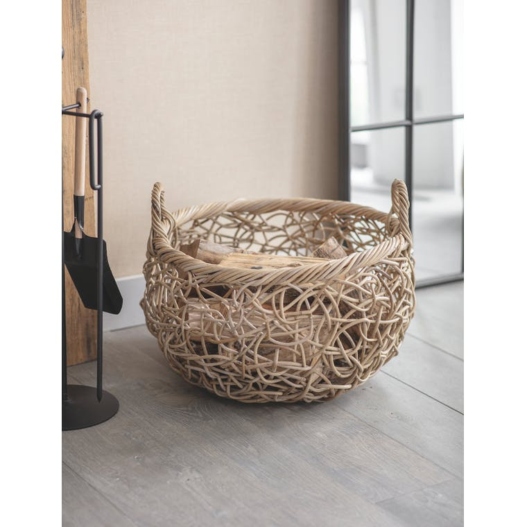 Garden Trading Medium Tangled Weave Basket