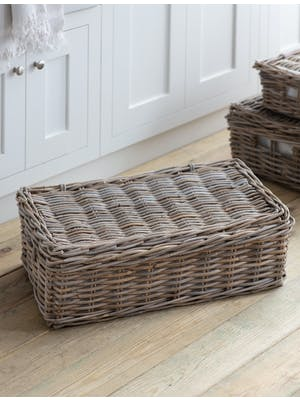 Bembridge Basket with Lid