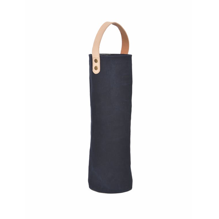 Canvas Kimmeridge Bottle Bag | Garden Trading