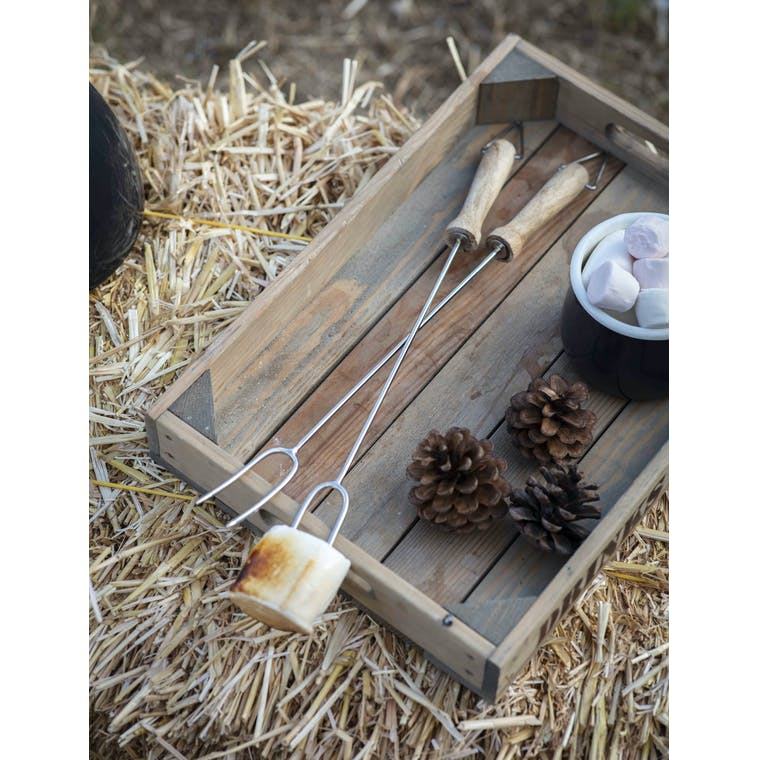 Garden Trading Set of 2 BBQ Forks
