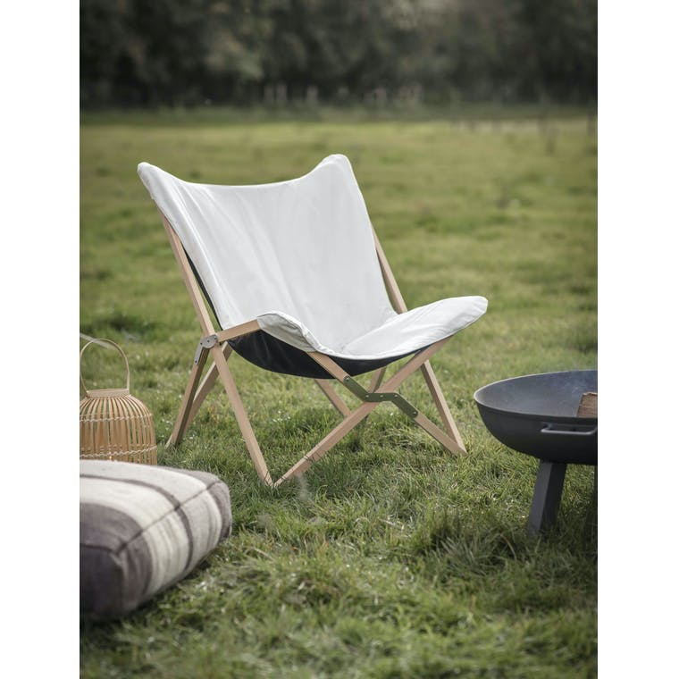 Wooden Wimborne Butterfly Chair | Garden Trading