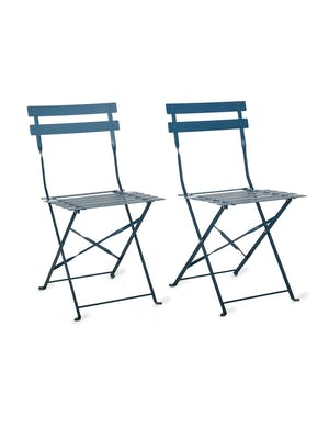 Set of 2 Bistro Chairs