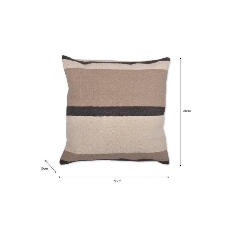 Wool Beccles Cushion in 30x50cm or 60x60cm | Garden Trading