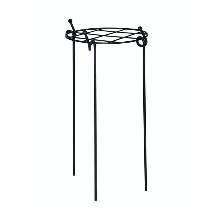 Steel Grow Through Plant Support in Small or Large   Garden Trading