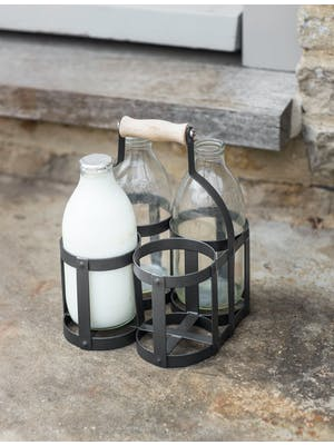 Original Milk Bottle Holder