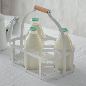 Portland Milk Bottle Holder