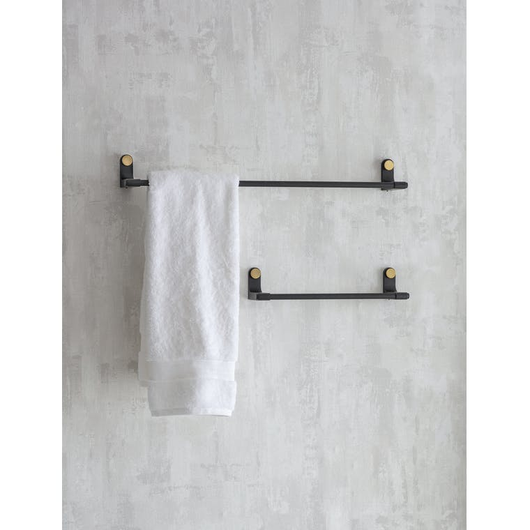 Steel Adelphi Towel Rail in Small or Large | Garden Trading