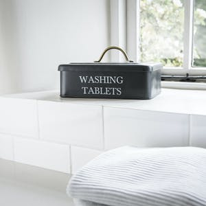 Washing Tablet Box