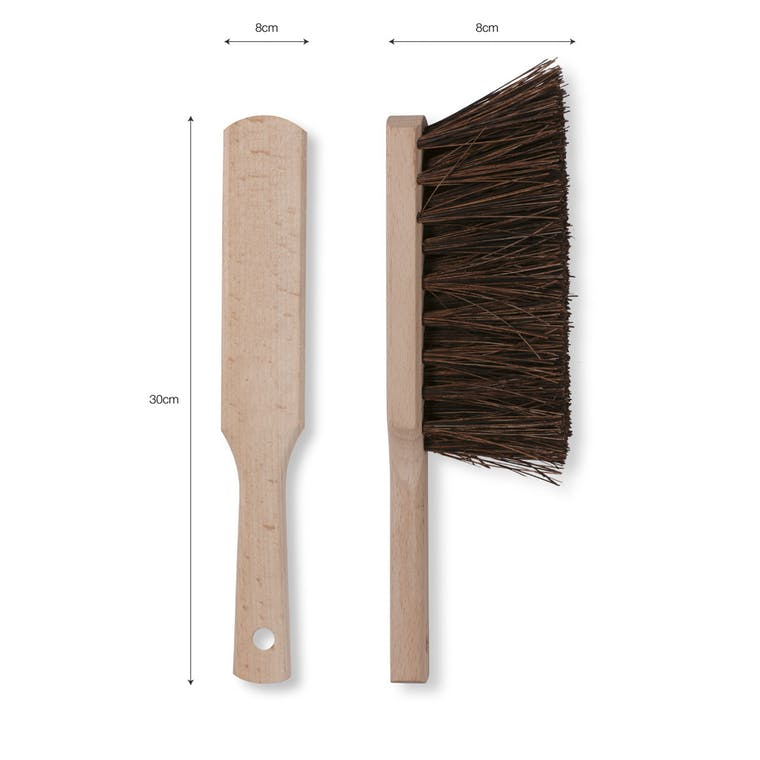 Wooden Hearth Brush  | Garden Trading