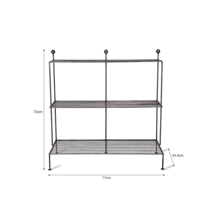Metal Barrington Plant Stand | Garden Trading