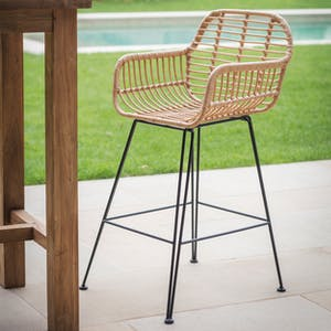 Hampstead Bar Stool with Arms