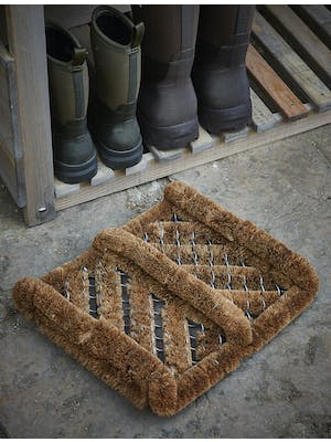 Wire Boot Scraper