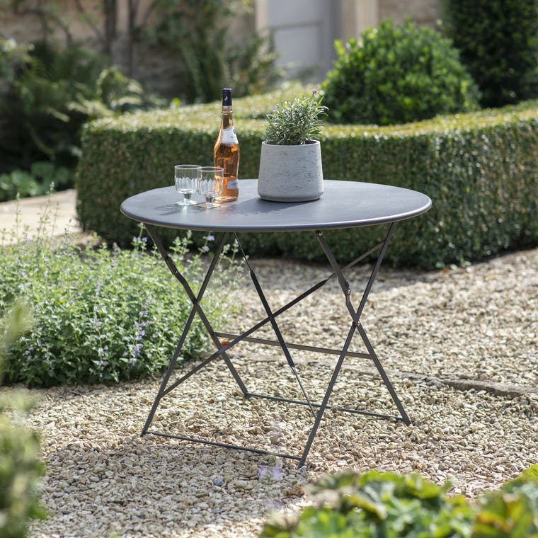 Rive Droite Bistro Table, Large