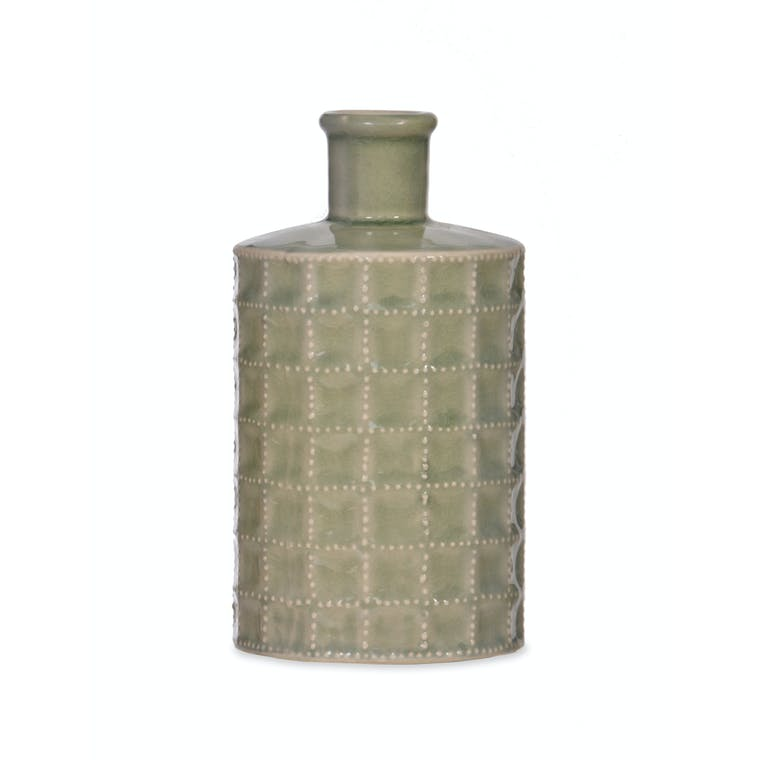 Ceramic Sorrento Bottle in Small, Medium or Large | Garden Trading