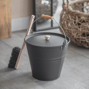 Fireside Bucket with Lid