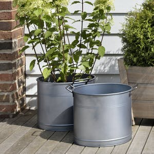 Set of 2 Buckets