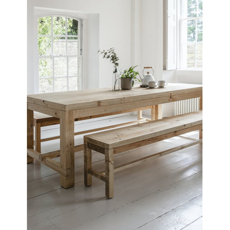 Garden Trading Large Brookville Table & Bench Set