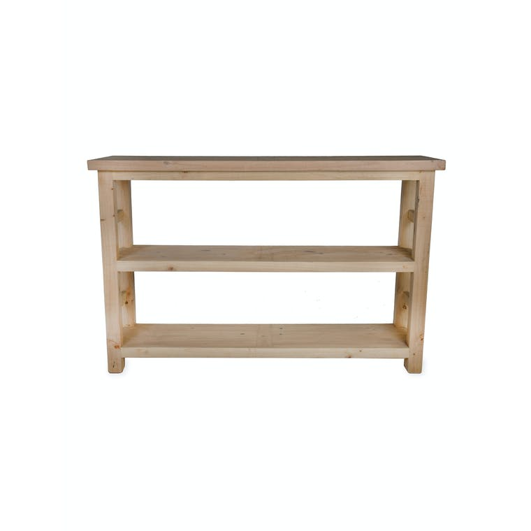 Wooden Brookville Shelving Unit | Garden Trading