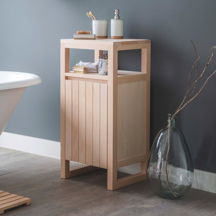 Wooden Small Southbourne Cabinet | Garden Trading