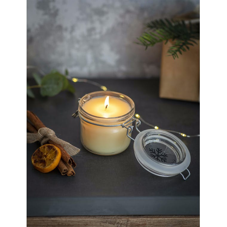 House Candle in Christmas Scent | Garden Trading