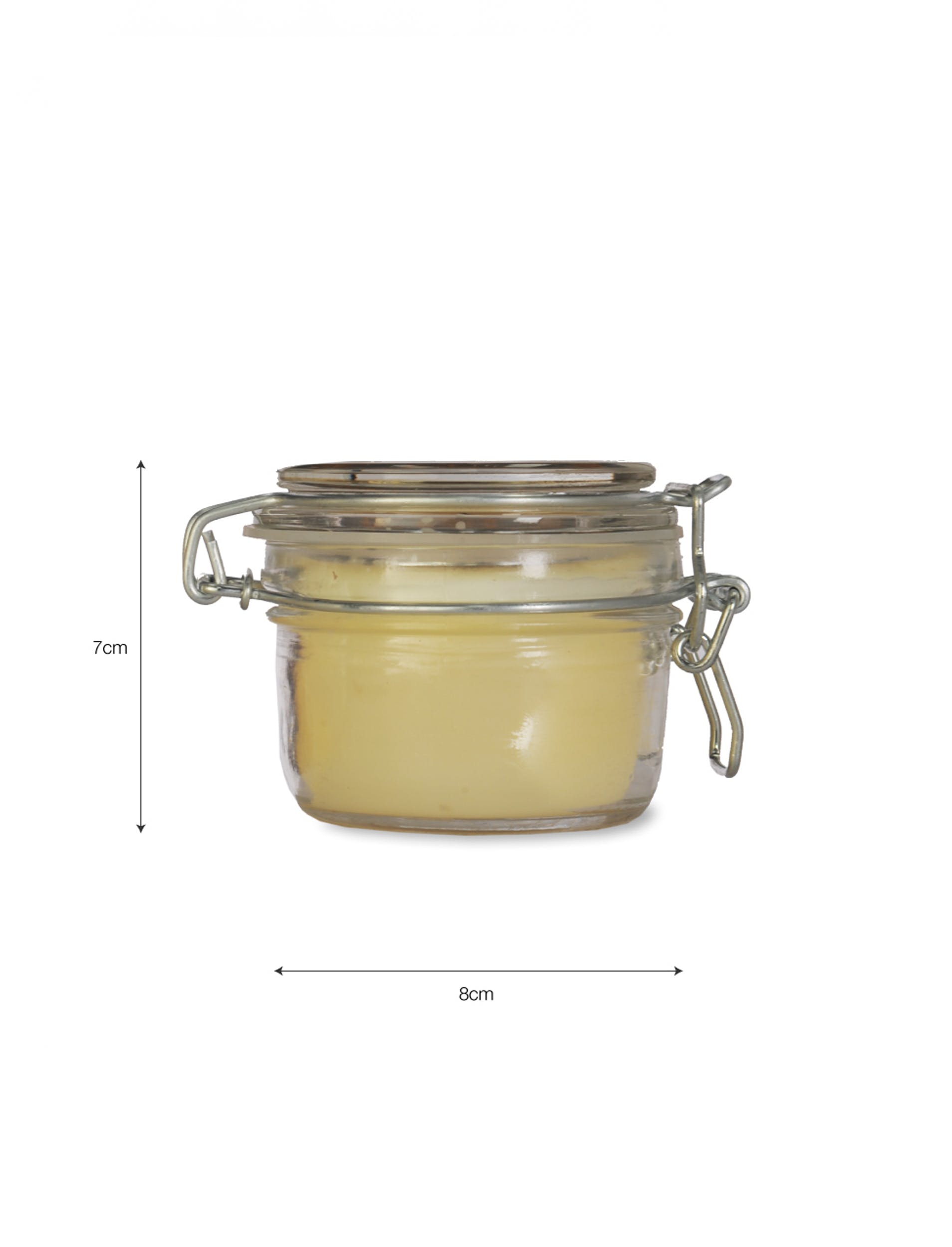 Nettle & Bergamot House Candle in Small or Large    Garden Trading