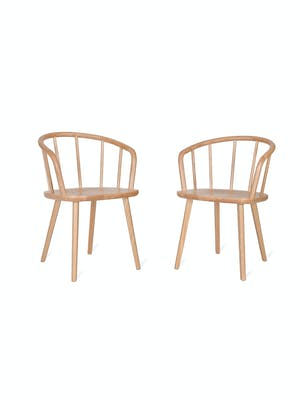 Pair of Carver Chairs