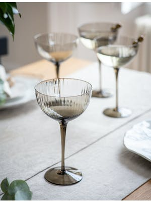 Set of 4 Berkeley Cocktail Glasses