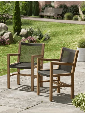 Pair of Mylor Armchairs
