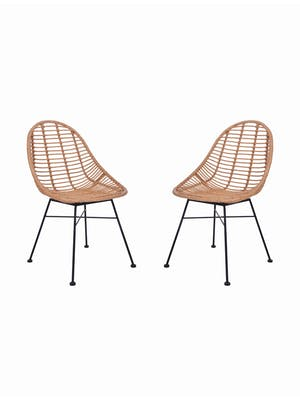 Pair of Hampstead Scoop Chairs
