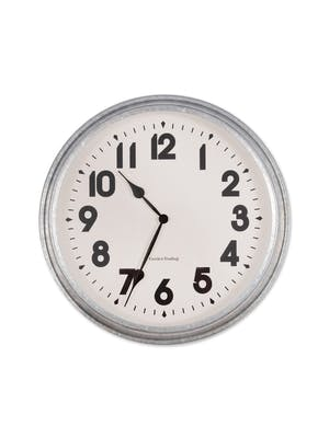 Indoor/Outdoor Wall Clock