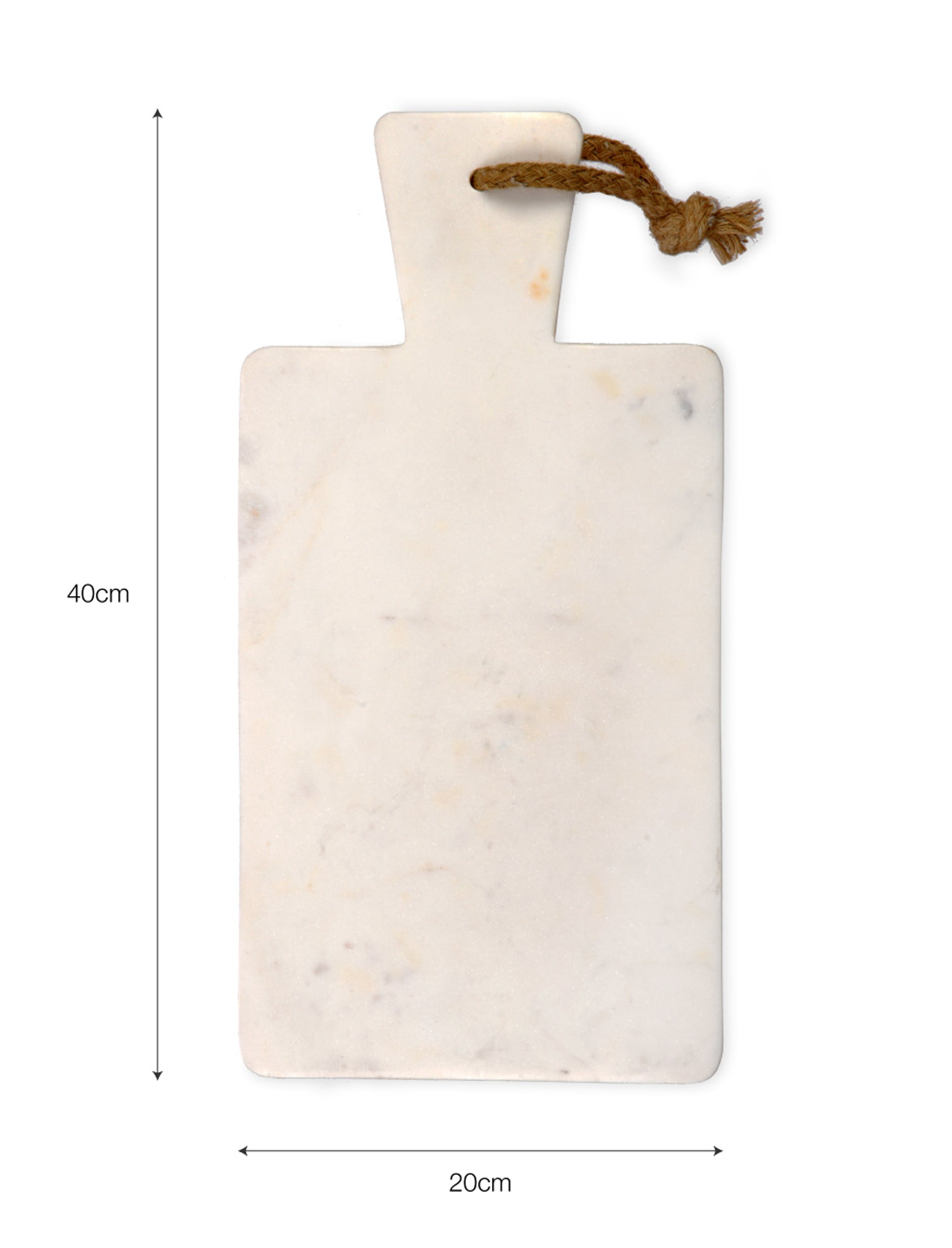 Marble Chopping Board in Round or Rectangular  | Garden Trading