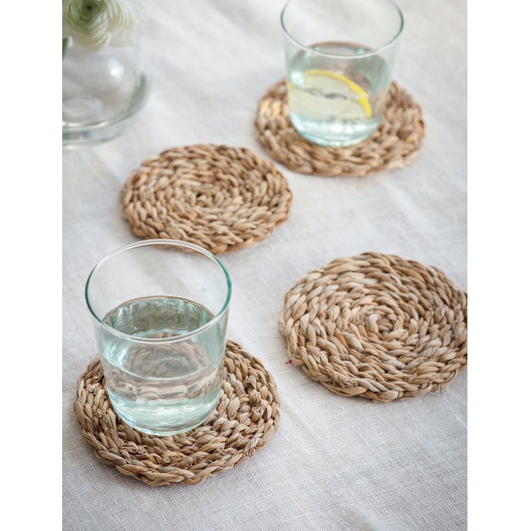 Set of 4 Brading Coasters by Garden Trading